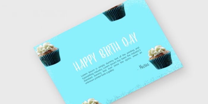 Invitation, Greeting Card, Post Card