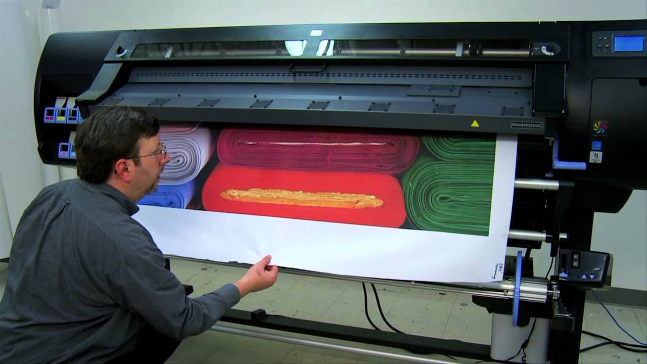 HP Latex Printing Technology: proven technology, unfair advantage